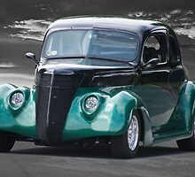 1936 Ford 'Five Window' Coupe by DaveKoontz