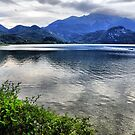 Lake Kochelsee Bavaria by Daidalos
