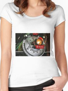 Engine 750 Women's Fitted Scoop T-Shirt