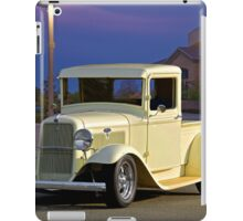 1934 Ford Pickup Truck iPad Case/Skin