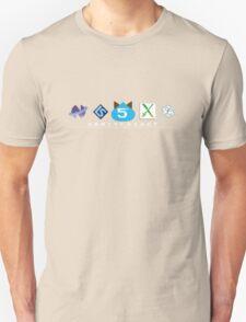 5 years of Nep-Nepping T-Shirt