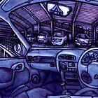 car two by Simon Yeomans