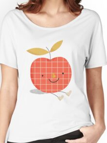 apple in love Women's Relaxed Fit T-Shirt
