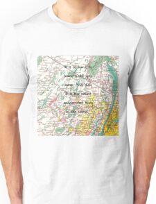 Leaving-- Paper Towns Unisex T-Shirt