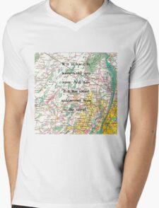 Leaving-- Paper Towns Mens V-Neck T-Shirt