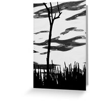Mangrove Magic Greeting Card