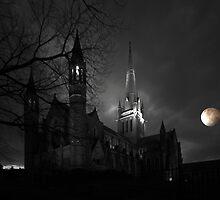 Bendigo Cathedral 2 by rjpmcmahon