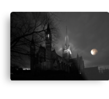 Bendigo Cathedral 2 Metal Print