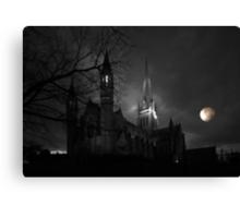 Bendigo Cathedral 2 Canvas Print