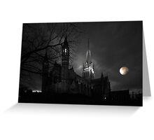 Bendigo Cathedral 2 Greeting Card