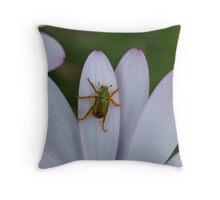 Pollen Hit Throw Pillow