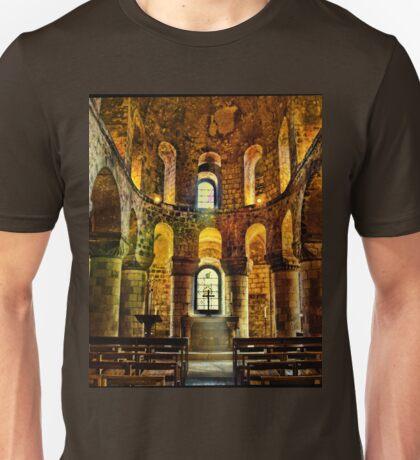 St John's Chapel, London Unisex T-Shirt