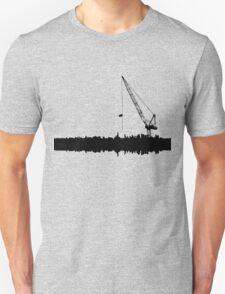 OVER CRANED Unisex T-Shirt