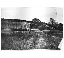 maison dans la prairie Poster