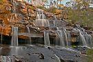 Burrong Falls by mspfoto