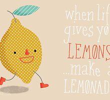 wise lemon by silviarossana
