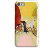 Invisible Beach Cruiser iPhone Case/Skin