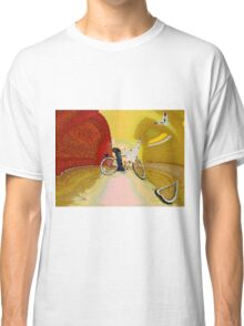 Invisible Beach Cruiser Classic T-Shirt