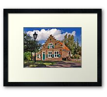 Typical Dutch...... Framed Print