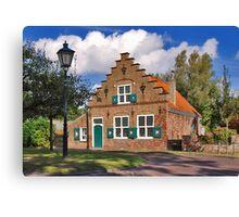 Typical Dutch...... Canvas Print