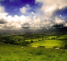A Break In The Clouds by Nigel Finn