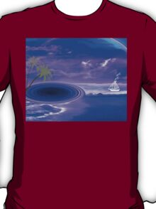 Islands in the stream-  Art + Products Design  T-Shirt