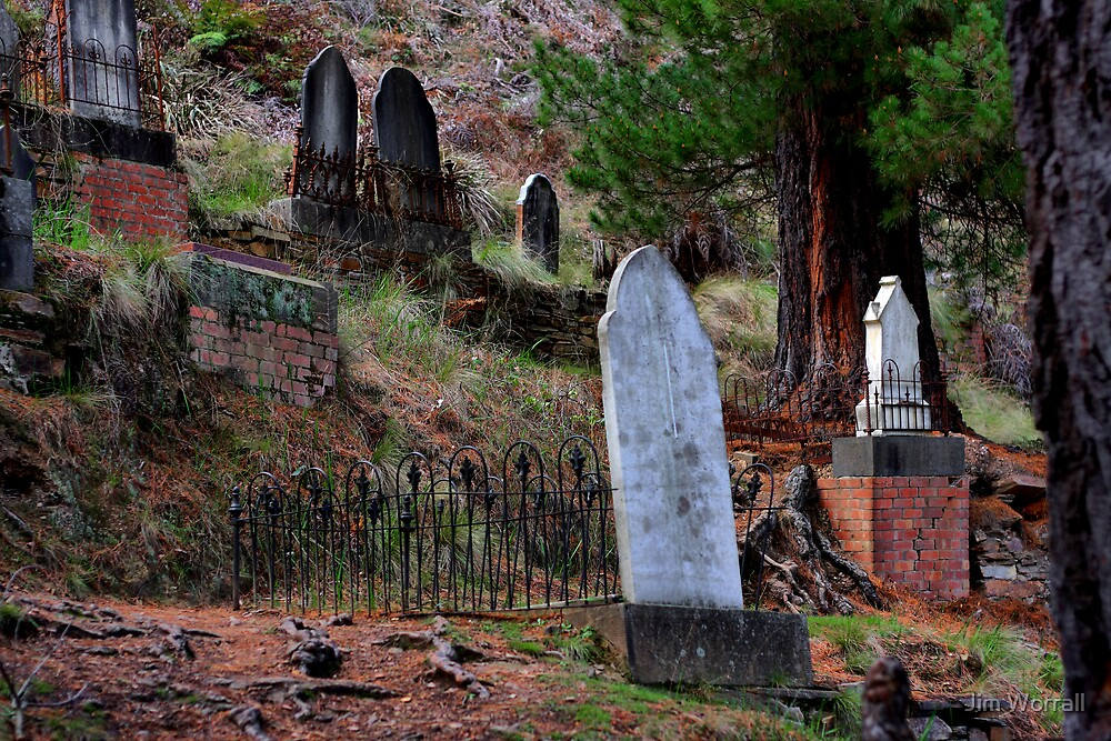 History on the Hill - Walhalla by Jim Worrall