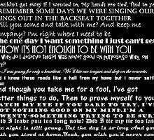 Circa Waves Lyrics by freya M