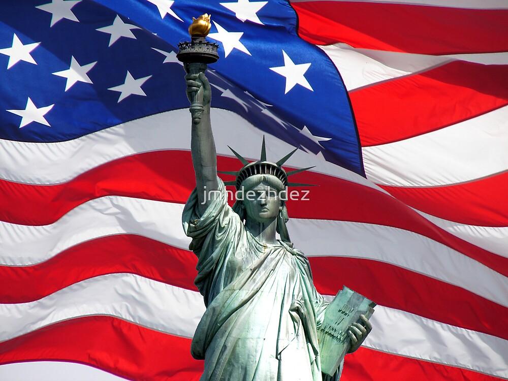 Statue of Liberty, New York, USA by jmhdezhdez
