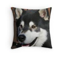 I saay!..........Toot toot!........ Throw Pillow