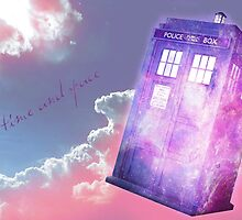 All time and space by spacebox