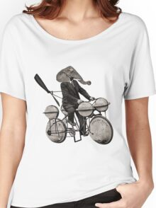 Anthropomorphic N°21 Women's Relaxed Fit T-Shirt