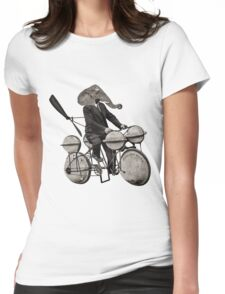 Anthropomorphic N°21 Womens Fitted T-Shirt