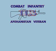 11Bravo - Combat Infantry - Afghanistan Veteran T-Shirt