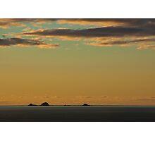 Sundown  2 Photographic Print