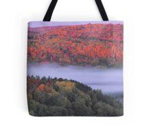 Fall Over Bancroft Ontario Tote Bag