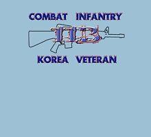 11Bravo - Combat Infantry - Korea Veteran T-Shirt