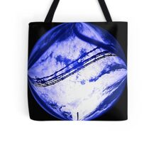 A world bound by barbed wire Tote Bag
