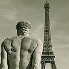 Eiffel Tower! by Gursimran Sibia