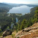 Payette Lake North Beach Area by Janet Houlihan