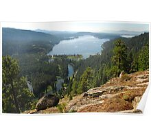 Payette Lake North Beach Area Poster
