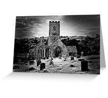 St Winnow Greeting Card