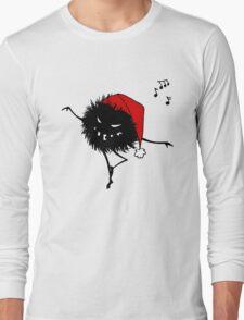 Evil Christmas Bug T-Shirt Long Sleeve T-Shirt