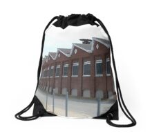 The Old Guild Guitar Factory Westerly, Rhode Island Drawstring Bag
