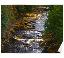 River Swale at Keld Poster