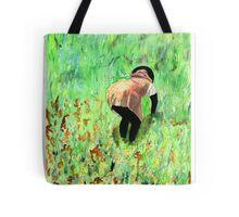 Rice Paddy Tote Bag