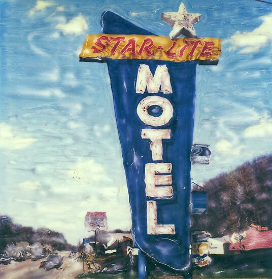 Star-Lite Motel by Steven Godfrey