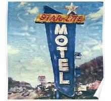 Star-Lite Motel Poster