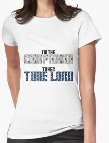 Companion to her time lord T-Shirt