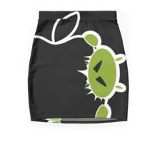 Android Bite Apple Pencil Skirt
